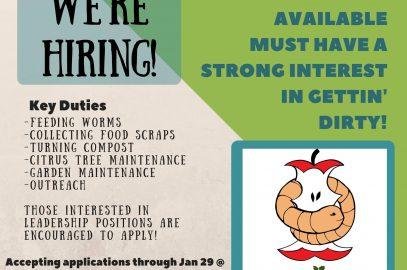DPW is hiring!
